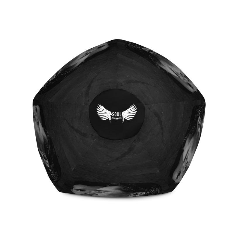 Spökpodden Bean Bag Chair Cover - White - Cover only