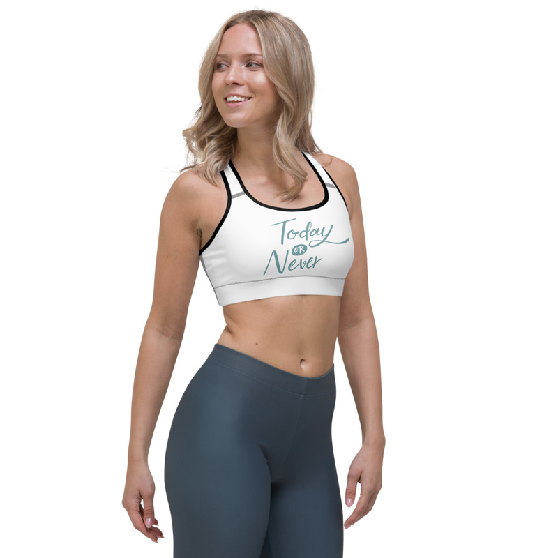 Today or Never Sports bra