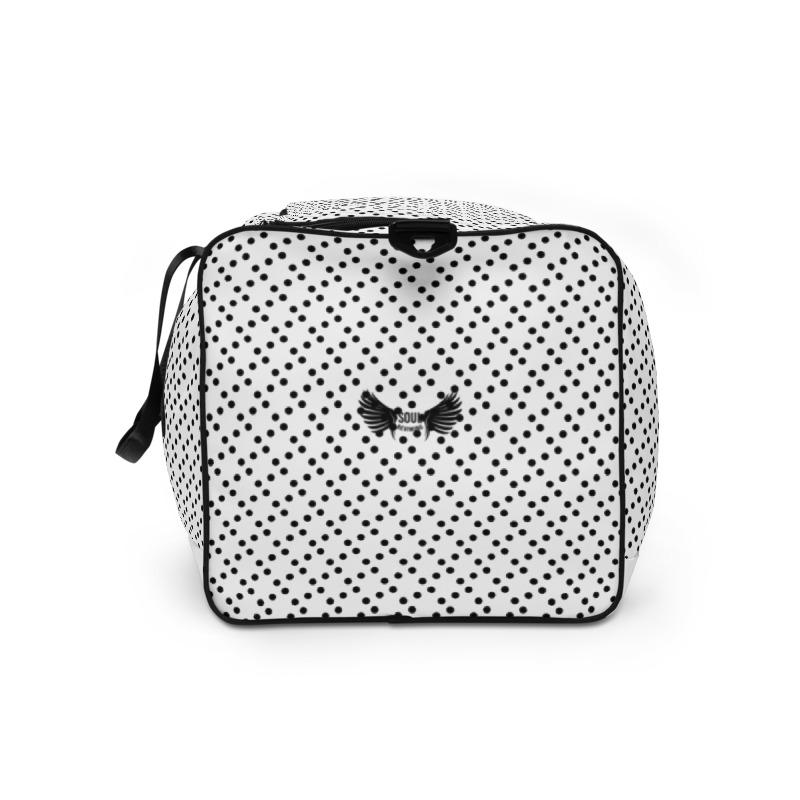 Soul Reviwing Dot Bag - White - One size
