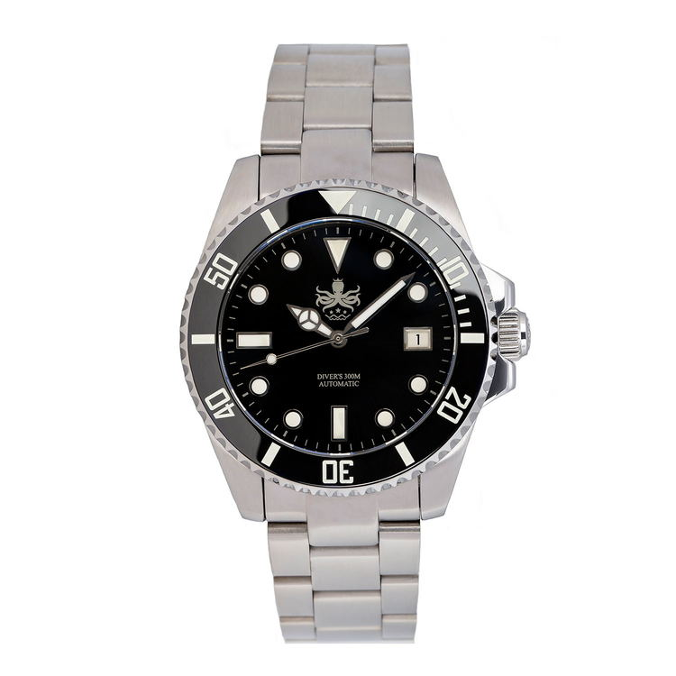 PY007C Automatic Black