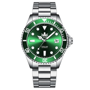 PY007A Automatic Green