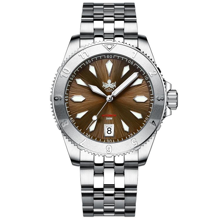 PHOIBOS Voyager 300M Automatic Diver watch PY026D Bronze