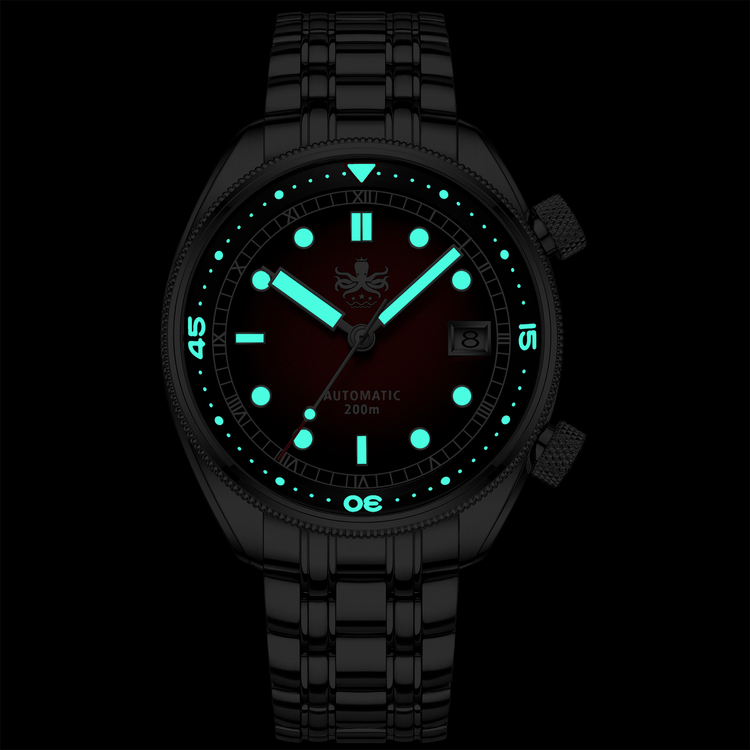 Phoibos Eagle Ray PY029C Automatic 200M