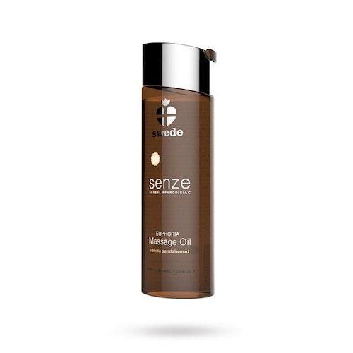 Senze Euphoria Massage Oil - Vanilla Sandalwood