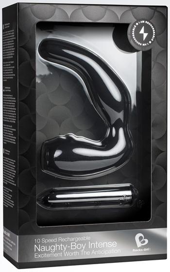Naughty Boy Intense - 10 Speed Prostatastimulator