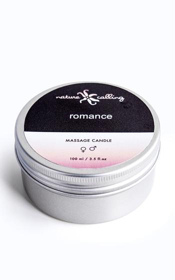 Massageljus Romance 100 ml