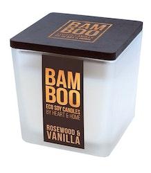 Bamboo Rosenträ & Vanilj Liten