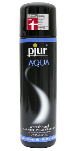 Pjur Aqua Water-Based Personal Lubricant 250 ml