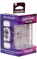 Fleshlight Quickshot Riley Reid