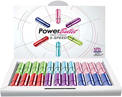 Power Bullet 3-Speed Mini