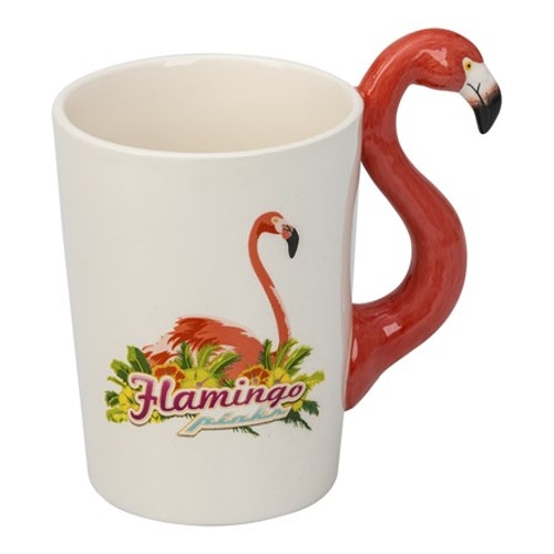 Flamingo Mugg