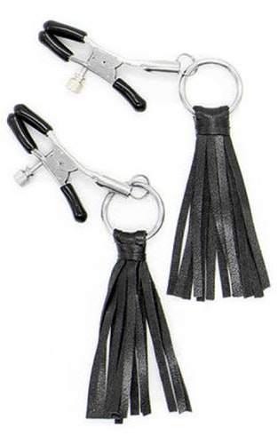 Ribbon Nipple Clamps