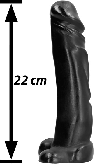 All Black 22 Cm