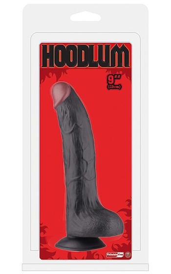 Hoodlum Black 23 Cm