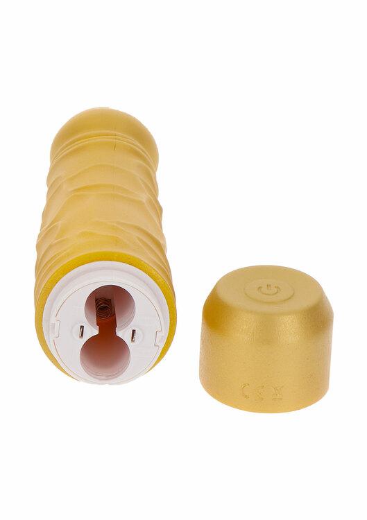 Gold Dicker Original Vibrator