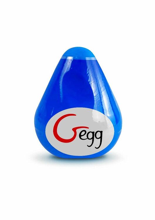 G-Egg Masturbator Blå