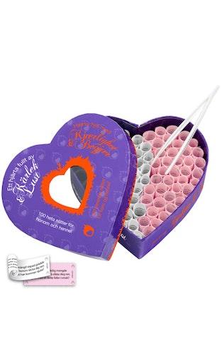 Hjärta Fullt Av Kärlek & Lust