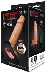 Erection Assistant Hollow Strap-On