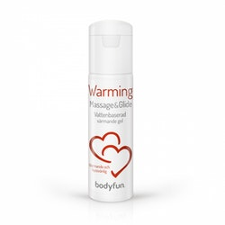 Bodyfun Warming Massage & Glide 100 ml