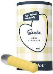 Belladot Minivibrator Greta Gul