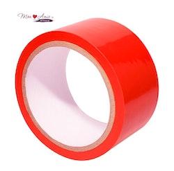 Röd Bondage Tape