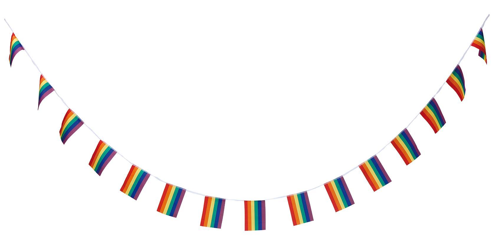 Rainbow Flag banner