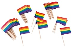 Rainbow Cocktail Flag 50 St.