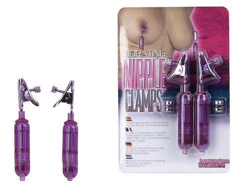 Vibrating Nipple Clamps