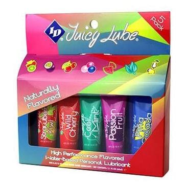 ID Juicy Lube 5-Pack