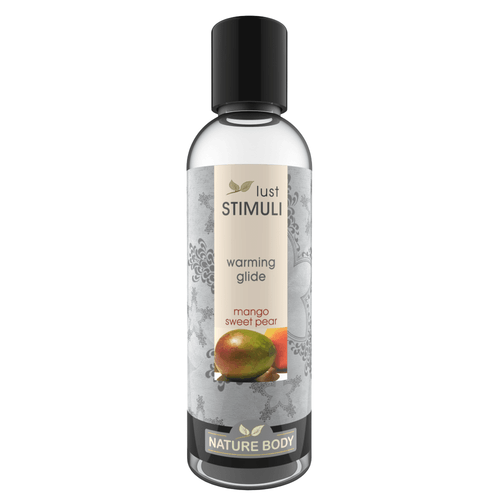 Lust Stimuli Warming Glide - Mango Sweet Pear 100ml