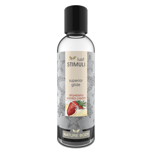 Lust Stimuli Strawberry Vanilla Cream Superior Glid 100ml
