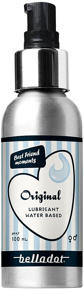 Belladot Vattenbaserade Glidmedel 100 ml
