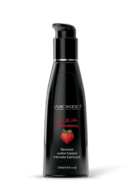Wicked Aqua Strawberry 120 ml
