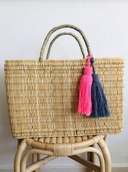 Large Bulrush Basket
