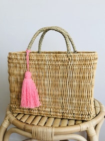 Small Bulrush Basket