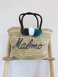 'Malmo' Beach Basket
