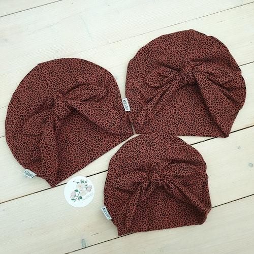 Beställning- 3 mössor med knut