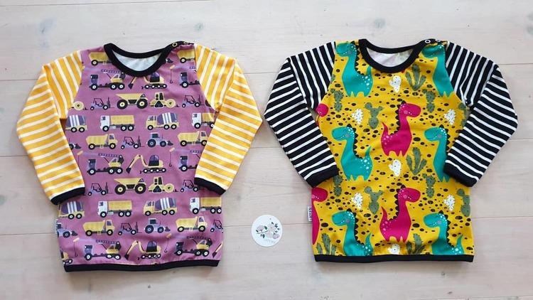Beställning - två tröjor