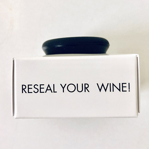 Wine sealer Wine O'Clock