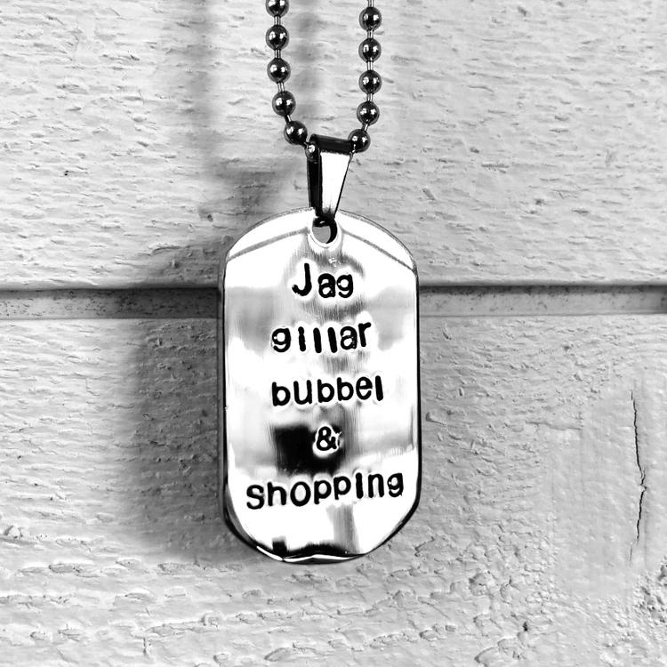 Smolk- Jag gillar Bubbel & Shopping