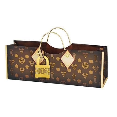 Pursebag LV True logo