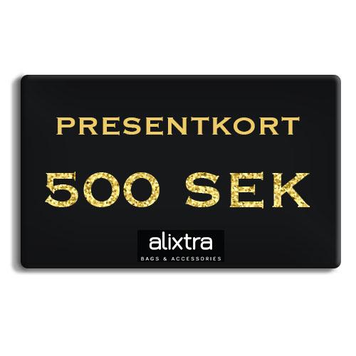 Presentkort 500 SEK