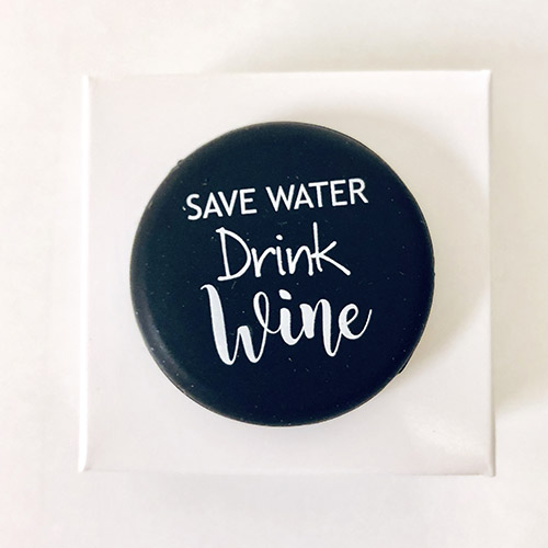 Wine sealer Save Water