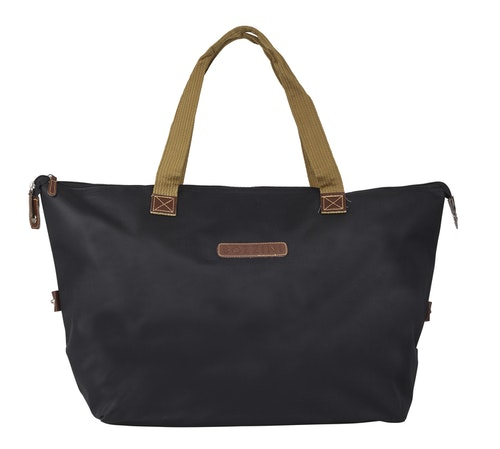 Ulrika Design WeekendBag Svart/Brun