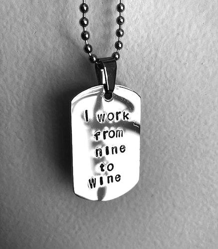 Smolk- I work from nine to Wine