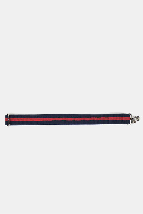 ReDesigned Crossover belt red/navy
