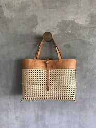 Alixtra Rotting Shopper Bag Tan