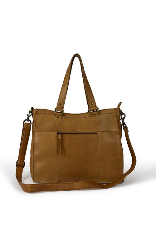 ReDesigned Molly Urban Bag Burned Tan