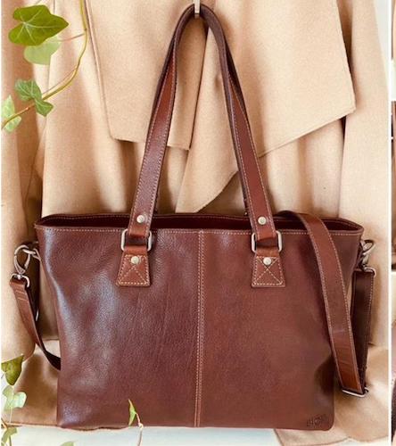 Biori Laptop Handbag 5126 Brun