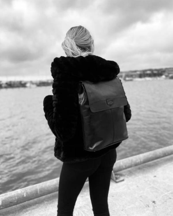 Biori Backpack Laptop Svart